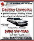 Surrey-limo
