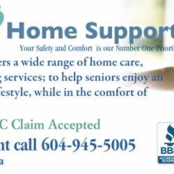 home support Vancouver